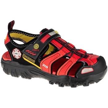 Boty Děti Sandály Skechers Damager Iii Černé, Červené