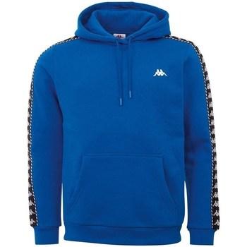 Textil Muži Mikiny Kappa Igon Modré