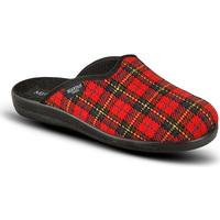 Boty Ženy Papuče Mjartan Dámske červené papuče  LINES červená