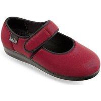 Boty Ženy Papuče Mjartan Dámske červené papuče  NATAŠA červená