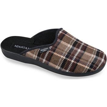 Boty Muži Papuče Mjartan Pánske farebné papuče  LYNAS mix