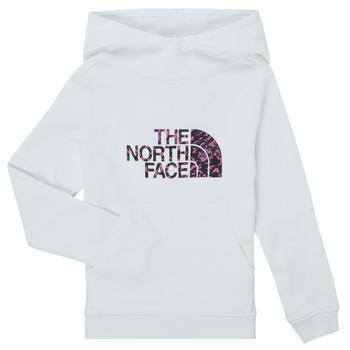 Textil Dívčí Mikiny The North Face DREW PEAK HOODIE Bílá