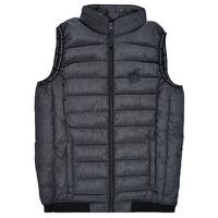 Textil Chlapecké Prošívané bundy Deeluxe MAC Černá