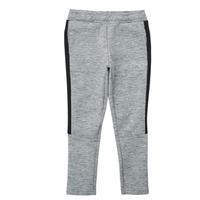 Textil Chlapecké Teplákové kalhoty Puma EVOSTRIPE PANT Šedá