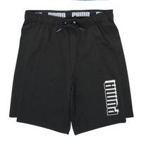 Textil Chlapecké Kraťasy / Bermudy Puma ALPHA SHORT Černá