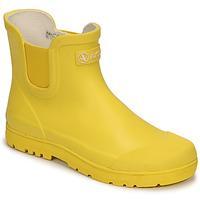 Boty Děti Holínky Aigle CHELSEA 2 Žlutá