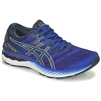 Boty Muži Běžecké / Krosové boty Asics GEL-NIMBUS 23 Modrá