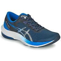 Boty Muži Běžecké / Krosové boty Asics GEL-PULSE 13 Modrá / Bílá