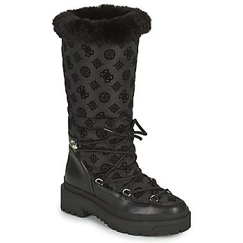 Boty Ženy Zimní boty Guess LARYA Černá