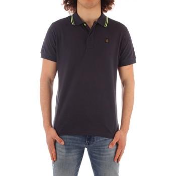 Textil Muži Polo s krátkými rukávy Refrigiwear PX9032-T24000 Modrá