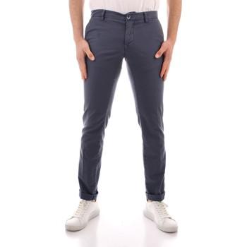 Textil Muži Mrkváče Powell CBE412 Modrá