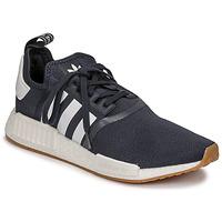 Boty Nízké tenisky adidas Originals NMD_R1 Tmavě modrá / Bílá