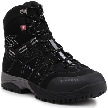 Boty Muži Kotníkové boty Garmont Momentum WP 481251-201 black