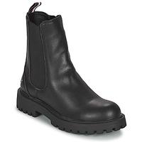 Boty Dívčí Kotníkové boty Tommy Hilfiger T3A5-31198-0289999 Černá