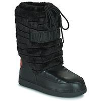 Boty Ženy Zimní boty Love Moschino JA24232G0D Černá