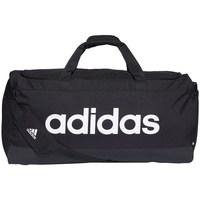 Taška Sportovní tašky adidas Originals Linear Duffel L Černé