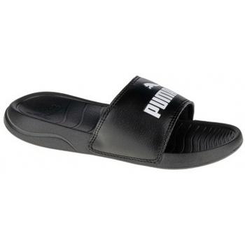 Boty Děti pantofle Puma Popcat 20 PS černá