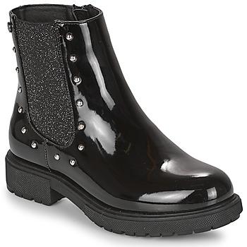 Boty Dívčí Kotníkové boty Gioseppo TELAGH Černá