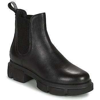 Boty Ženy Kotníkové boty IgI&CO DONNA VELAR Černá