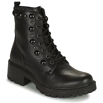 Boty Ženy Kotníkové boty IgI&CO DONNA GIANNA Černá
