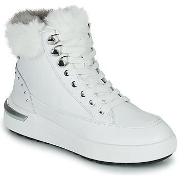 Boty Ženy Zimní boty Geox DALYLA Bílá