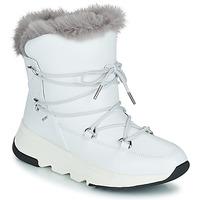 Boty Ženy Zimní boty Geox FALENA ABX Bílá