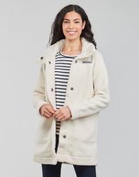 Textil Ženy Kabáty Columbia PANORAMA LONG JACKET Bílá