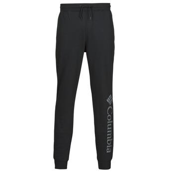 Textil Muži Teplákové kalhoty Columbia M CSC LOGO FLEECE JOGGER II Černá / Šedá