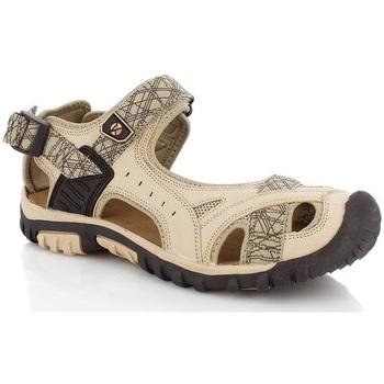 Boty Ženy Sportovní sandály Kimberfeel ATTICA Beige