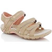 Boty Ženy Sportovní sandály Kimberfeel DANA Beige