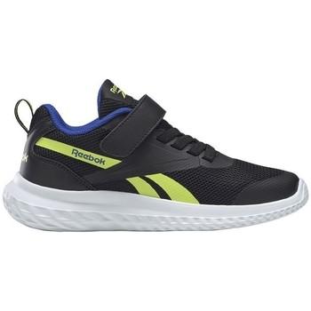 Boty Děti Běžecké / Krosové boty Reebok Sport Rush Runner 30 Alt Černé, Bledě zelené