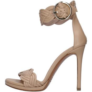 Boty Ženy Sandály Albano 4114 Béžová