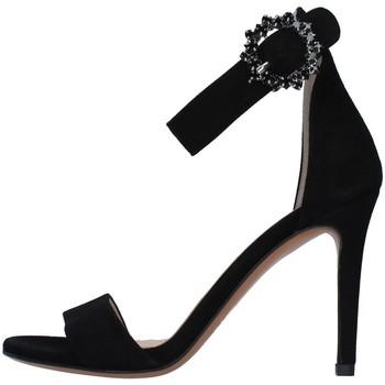 Boty Ženy Sandály Albano 4166 Černá