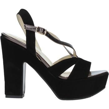 Boty Ženy Sandály Grace Shoes TQ 126 Černá