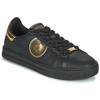 Boty Muži Nízké tenisky Versace Jeans Couture REMI Černá