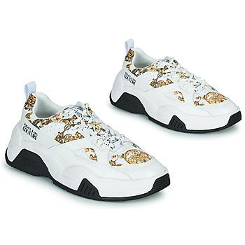 Boty Ženy Nízké tenisky Versace Jeans Couture FELINA Bílá