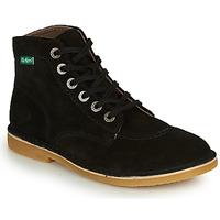Boty Ženy Kotníkové boty Kickers ORILEGEND Černá