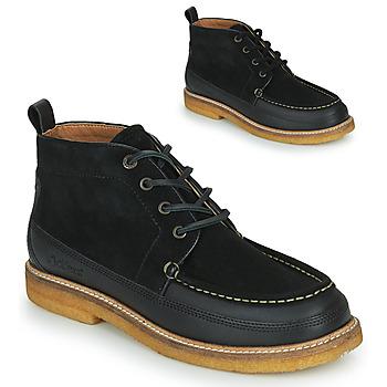 Boty Muži Kotníkové boty Kickers HORIZOU Černá
