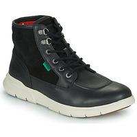 Boty Muži Kotníkové boty Kickers KICKI HI 4 Černá