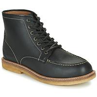 Boty Muži Kotníkové boty Kickers HORUZY Černá