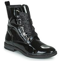 Boty Ženy Kotníkové boty Myma TULILU Černá