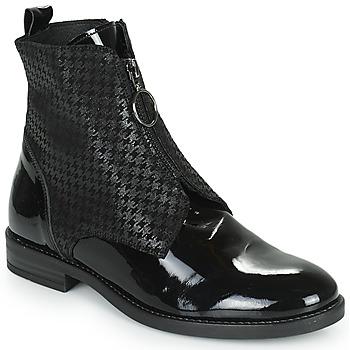 Boty Ženy Kotníkové boty Myma TUALINA Černá