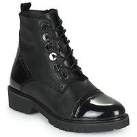 Boty Ženy Kotníkové boty Myma TUATA Černá