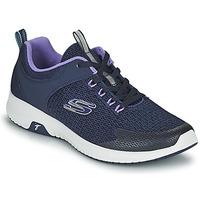 Boty Ženy Nízké tenisky Skechers ULTRA FLEX PRIME Tmavě modrá