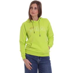 Textil Ženy Mikiny Fila 683502 Zelený