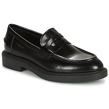 Boty Ženy Mokasíny Vagabond Shoemakers ALEX W Černá