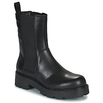 Boty Ženy Kotníkové boty Vagabond Shoemakers COSMO 2.1 Černá