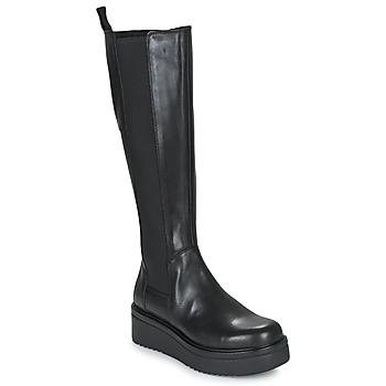 Boty Ženy Kozačky Vagabond Shoemakers TARA Černá