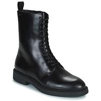 Boty Ženy Kotníkové boty Vagabond Shoemakers ALEX W Černá