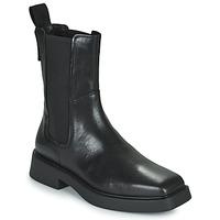 Boty Ženy Kotníkové boty Vagabond Shoemakers JILLIAN Černá